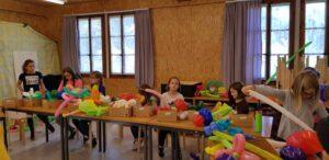 Ballon modellieren mit Xyloberto