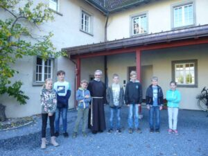 Besichtigung Kapuzinerkloster