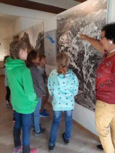 Drachenloch-Museum, Vättis