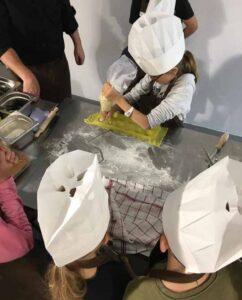 Hausgemachte Pasta zubereiten